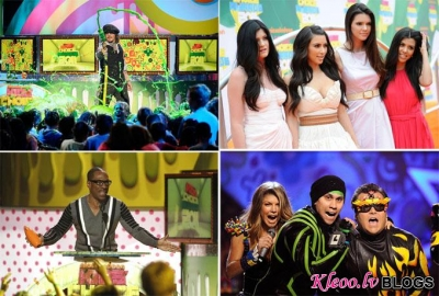 Nickelodeon Kid's Choice Awards 2011 ceremonijā.