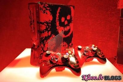 Gears of War 3 un Xbox 360.