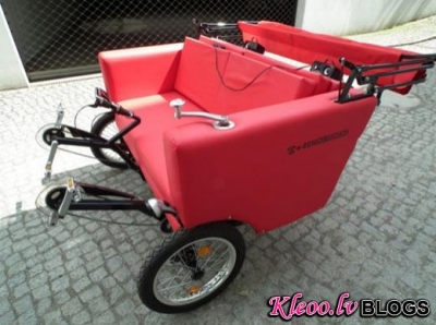 Вело-диван