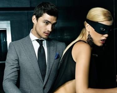 Провокационная реклама от Suit Supply