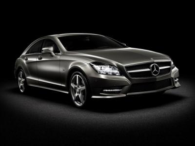 Jaunais 2012 Mercedes-Benz CLS-Class