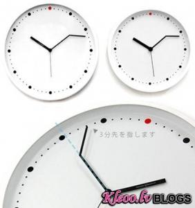 Вечно спешащие часы