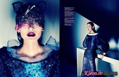 Harper's Bazaar Singapore.