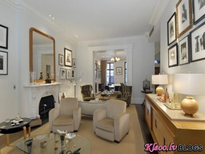Sarah Jessica Parker  - viņas villa.