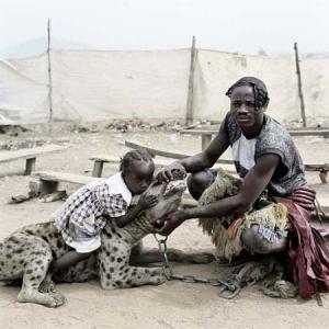 Pieter Hugo - The Hyena & other Men