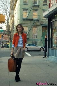 Ielas mode no ŅUjorkas.