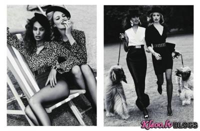 Vogue Paris septembrī.