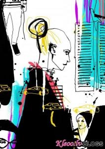 Cecilia Lundgren ilustrācijas.