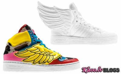 Adidas Originals JS Wings no Jeremy Scott .