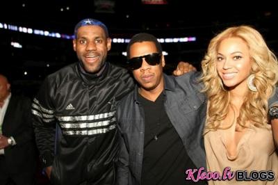 Beyonce NBA 2011 spēlē
