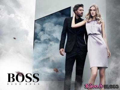 Hugo Boss Black ziema 2012-13.