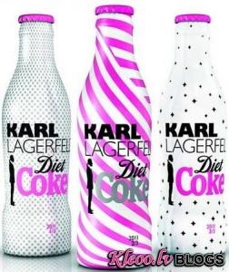 Coca Cola Diet от Карла Лагерфельда