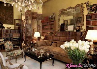 Coco Chanel dzīvoklis Parīzē