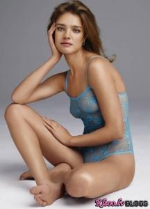 Natalia Vodianova – Etam Pavasaris 2011veļas kampaņā