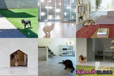 Dzīvnieki arhitektūrā.