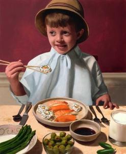 David Cutter māksla