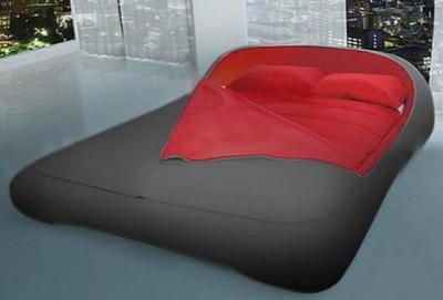 Zip Bed - удивительная застегивающаяся кровать на молнии