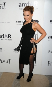Kylie Minogue – 2010 amfAR New York Inspiration Gala