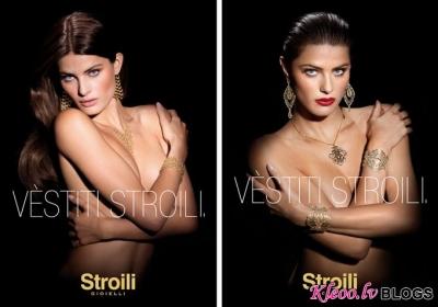 Itāļu brends Stroili Oro.