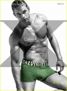 Mazliet par vīriešiem no Calvin Klein....