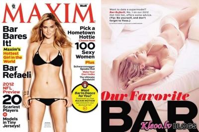 Žurnāls Maxim .