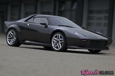 Jaunais Lancia Stratos.