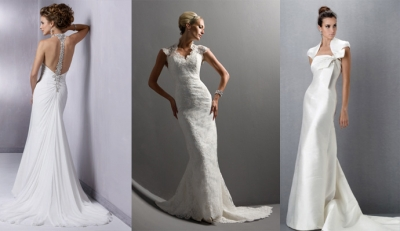 Kāzu kleitas :mode 2010