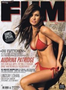 Audrina Patridge FHM žurnālā Septembris 2010 Vācija (Germany)