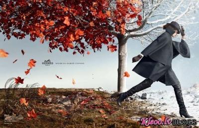 Hermès rudens - ziema 2012-2013.