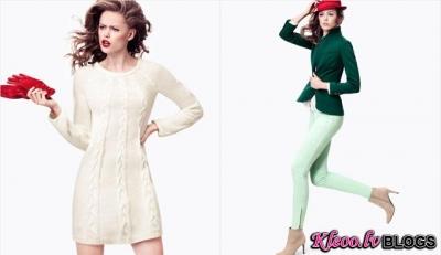H&M reklāmas kampaņa.