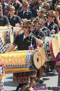 Izvadīšanas ceremonija  Bali.