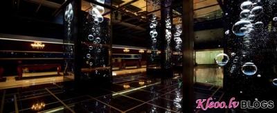 Viesnīca Cosmopolitan Lasvegasā.