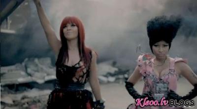 Nicki Minaj - Fly (feat. Rihanna)