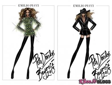 Emilio Pucci dizaineris Peter Dundas.