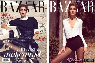 Harper's Bazaar Turkey.