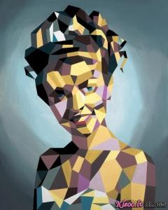Mākslinieks Tim Biskup .