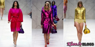 London Fashion week: Burberry Prorsum 2013 .