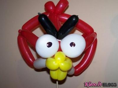 Plaši pazistāmie vāroņi no gaisa baloniem