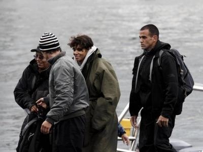 Halle Berry un Olivier Martinez salst nost!