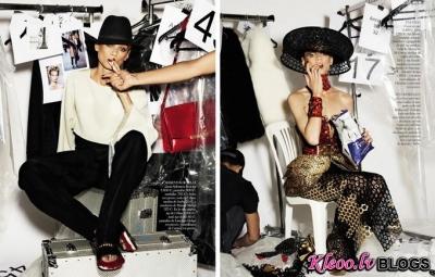 Vogue Spain .