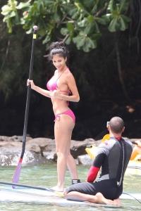 Nicole Scherzinger – atpūšas Havaju salās
