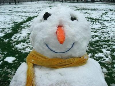 Jaukie sniega vīri