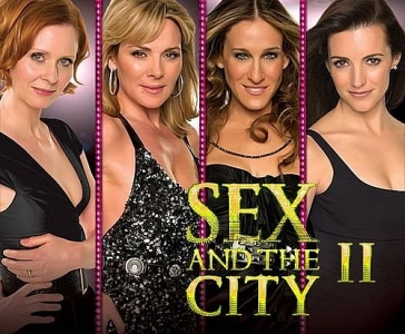 Sex and the City 2 – manas emocijas!