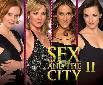 Sex and the City 2 – manas emocijas!
