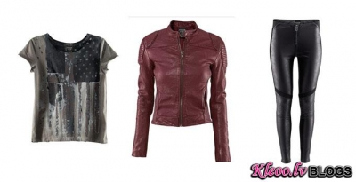 H&M  kolekcija The Girl With The Dragon Tattoo .