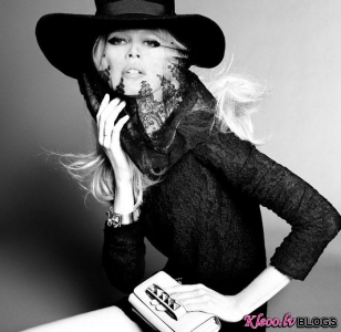 Vogue Spain septembrī.
