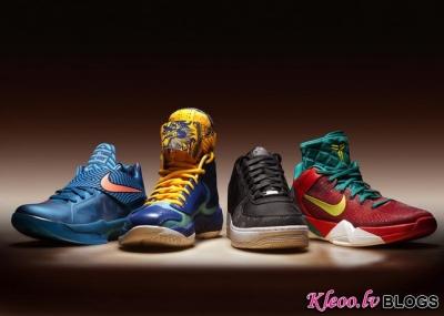 Nike 2012.