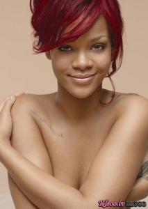 Rihanna – Nivea 100 Gadi, foto-sesija 2011