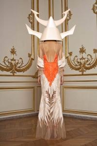 Givenchy un Jean Paul Gaultier Parīzē.