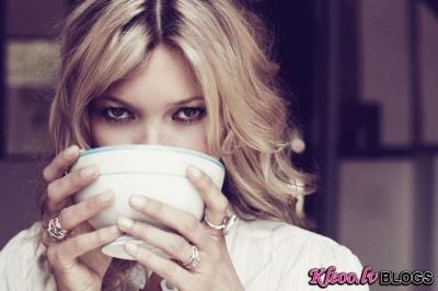 Kate Moss žurnālā Elle France.